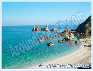 Beaches in Pelion Greece - South Pelion Beaches Holidays Pilio